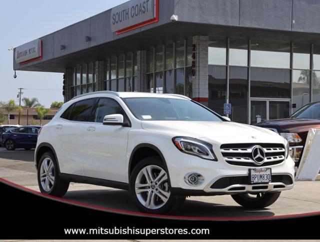 2020 Mercedes-Benz GLA GLA 250 Costa Mesa CA