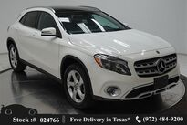 Mercedes-Benz GLA GLA 250 NAV READY,CAM,PANO,HTD STS,18IN WLS 2020