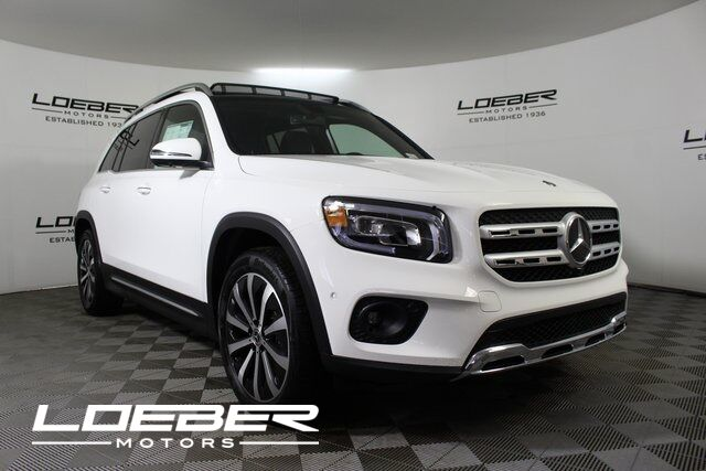 2020 Mercedes-Benz GLB 250 4MATIC® SUV  Chicago IL
