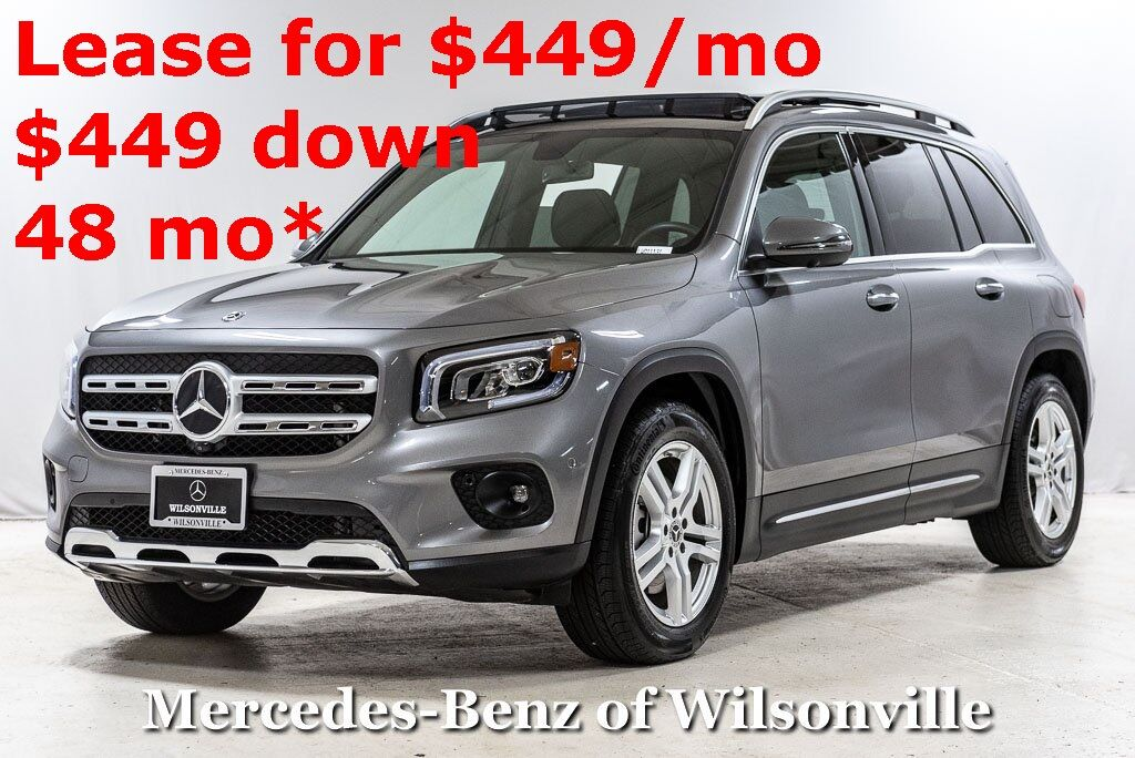2020 Mercedes-Benz GLB 250 4MATIC® SUV Wilsonville OR