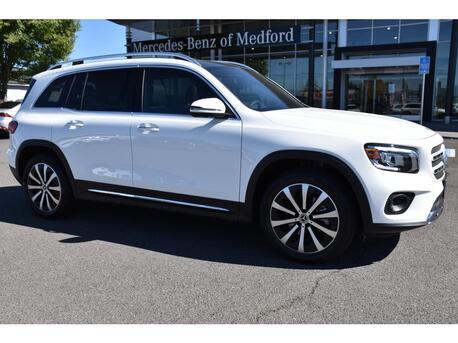 2020_Mercedes-Benz_GLB 250 4MATIC® SUV__ Medford OR