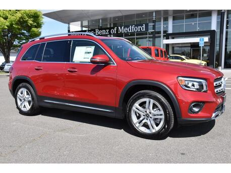 2020_Mercedes-Benz_GLB 250 4MATIC® SUV__ Medford OR