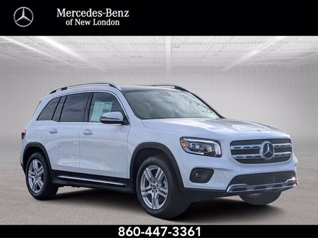 2020 Mercedes-Benz GLB 250 4MATIC® SUV New London CT