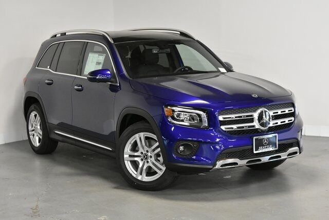 2020 Mercedes-Benz GLB 250 4MATIC® SUV Seattle WA