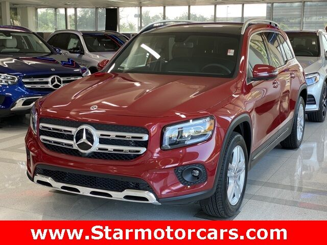 2020 Mercedes-Benz GLB 250 SUV  Houston TX