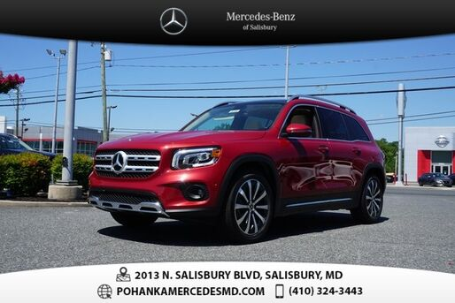 2020_Mercedes-Benz_GLB_GLB 250 4MATIC®_ Salisbury MD