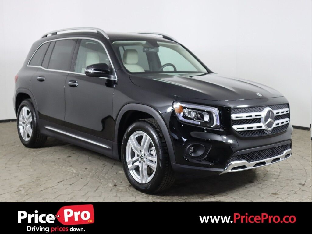 2020 Mercedes-Benz GLB GLB 250 Premium PKG w/Heated Leather Maumee OH