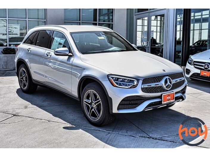 2020 Mercedes-Benz GLC 300 4MATIC® SUV El Paso TX
