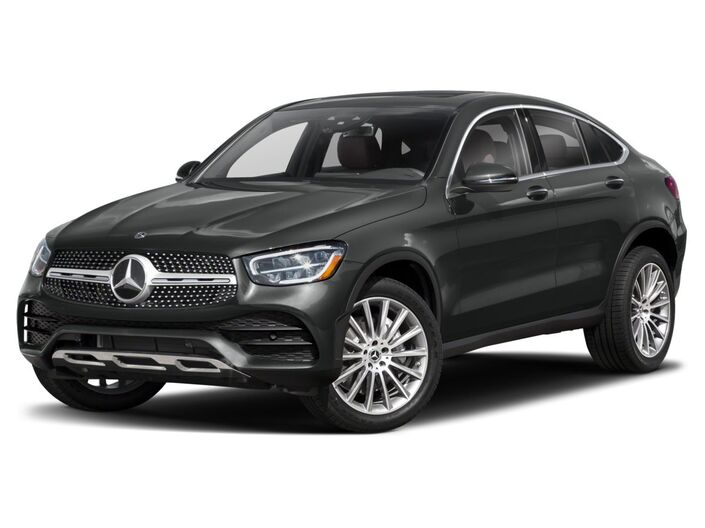 2020 Mercedes-Benz GLC 300 Coupe 4MATIC® Coupe El Paso TX