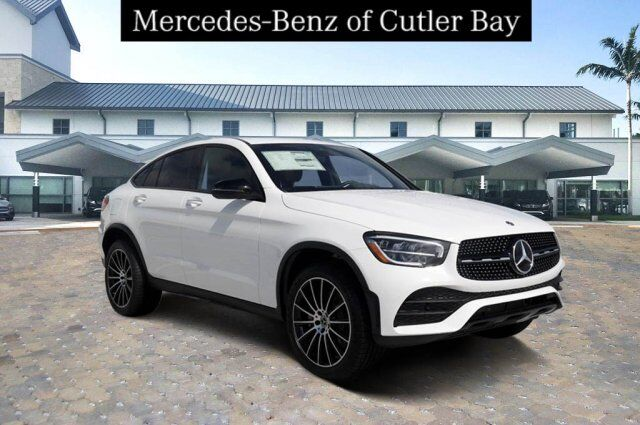 2020 Mercedes Benz Glc 300 4matic Coupe