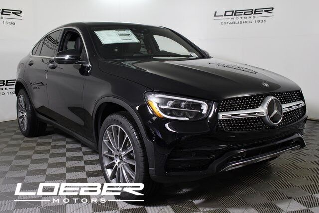 2020 Mercedes-Benz GLC 300 4MATIC® Coupe Chicago IL