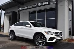 2020_Mercedes-Benz_GLC_300 4MATIC® Coupe_ Marion IL