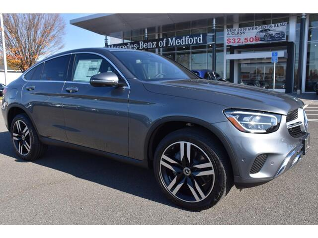 2020 Mercedes-Benz GLC 300 4MATIC® Coupe Medford OR