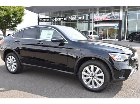 2020_Mercedes-Benz_GLC_300 4MATIC® Coupe_ Medford OR