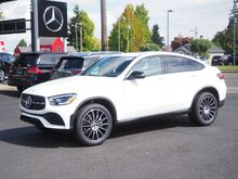 2020_Mercedes-Benz_GLC_300 4MATIC® Coupe_ Salem OR