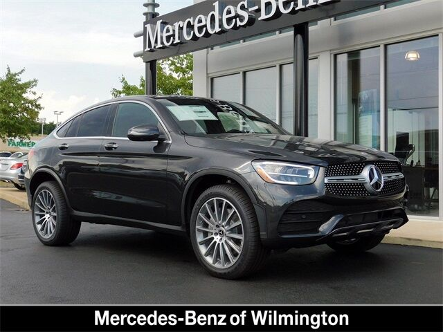 2020 Mercedes-Benz GLC 300 4MATIC® Coupe Wilmington DE