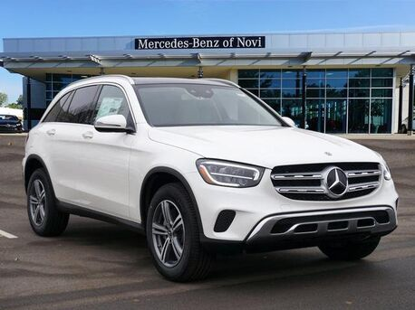 2020_Mercedes-Benz_GLC_300 4MATIC® SUV_  Novi MI