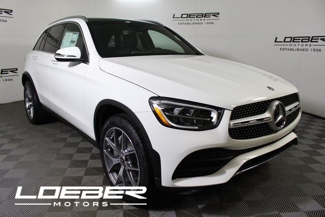 2020 Mercedes-Benz GLC 300 4MATIC® SUV Chicago IL