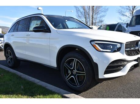 2020_Mercedes-Benz_GLC_300 4MATIC® SUV_ Medford OR