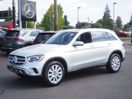 2020 Mercedes-Benz GLC 300 4MATIC® SUV Salem OR
