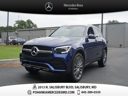 2020_Mercedes-Benz_GLC_300 4MATIC_ Salisbury MD