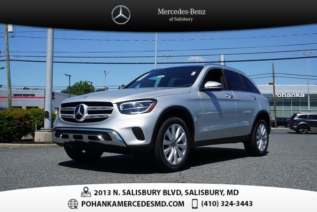 2020 Mercedes-Benz GLC 300 4MATIC Salisbury MD