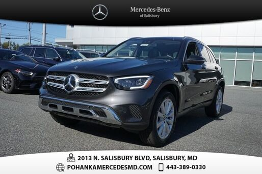 2020_Mercedes-Benz_GLC_300 4MATIC_ Salisbury MD