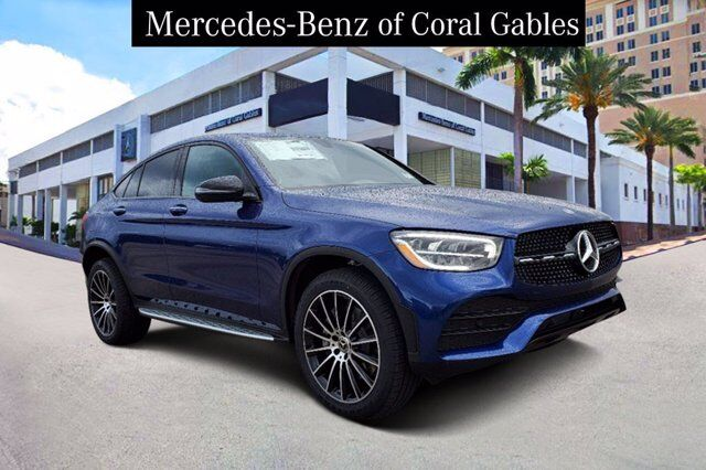 2020 Mercedes-Benz GLC 300 4MATIC® Coupe # LF863074 Coral Gables FL