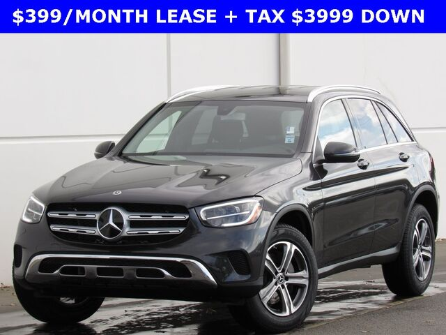 2020 Mercedes-Benz GLC 300 4MATIC® SUV Bellingham WA