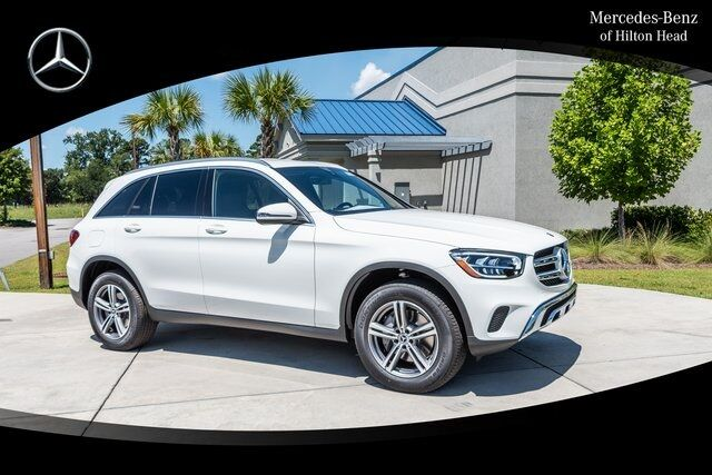 2020 Mercedes-Benz GLC 300 4MATIC® SUV Bluffton SC