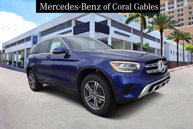 2020 Mercedes-Benz GLC 300 4MATIC® SUV # LF830597 Coral Gables FL