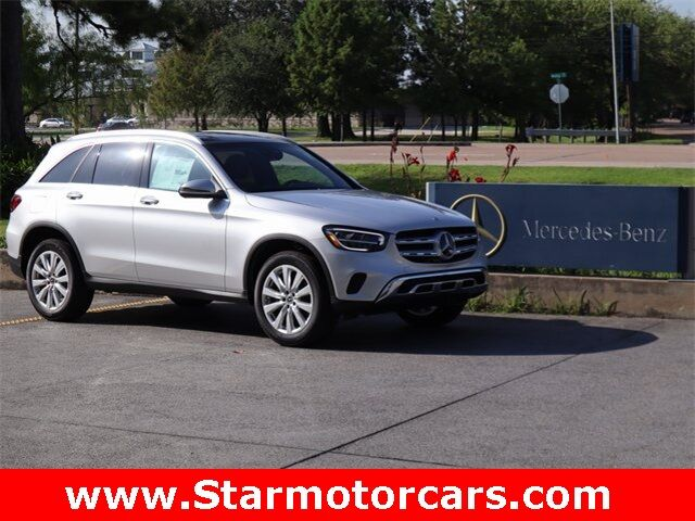 2020 Mercedes-Benz GLC 300 4MATIC® SUV Houston TX