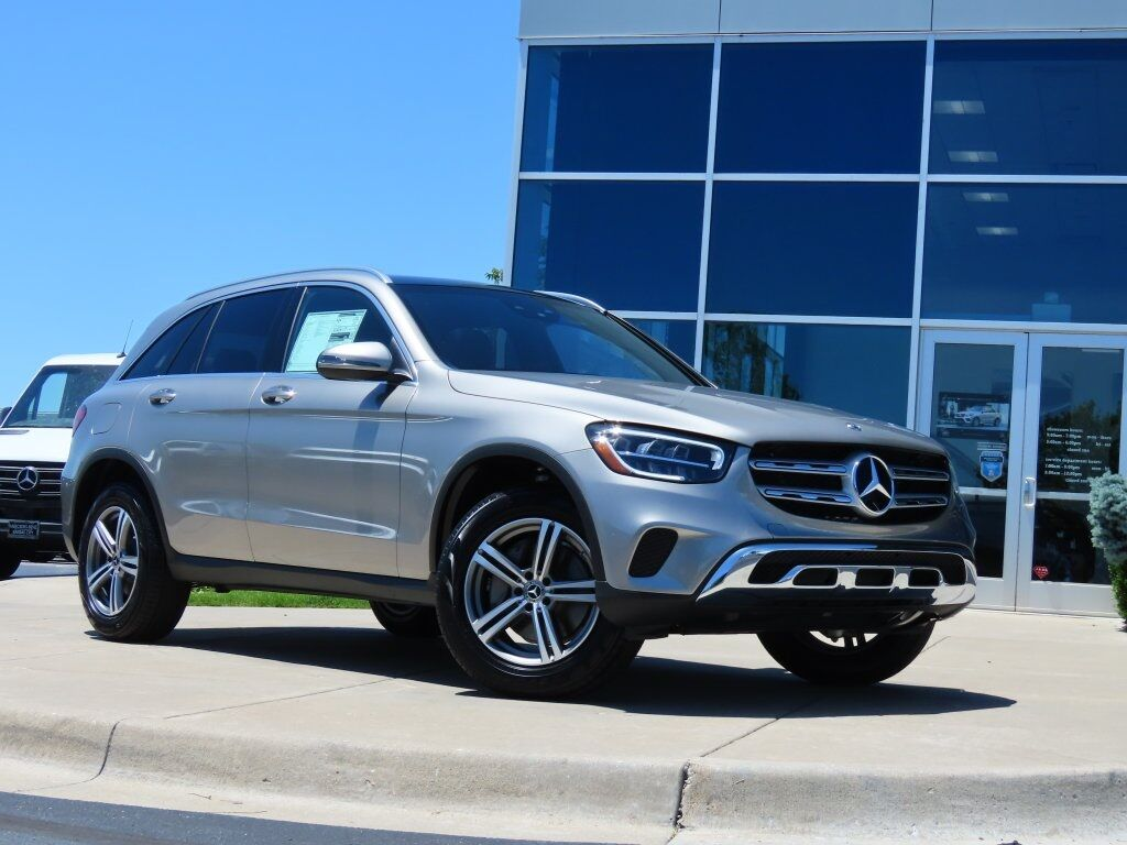 2020 Mercedes-Benz GLC 300 4MATIC® SUV Kansas City MO