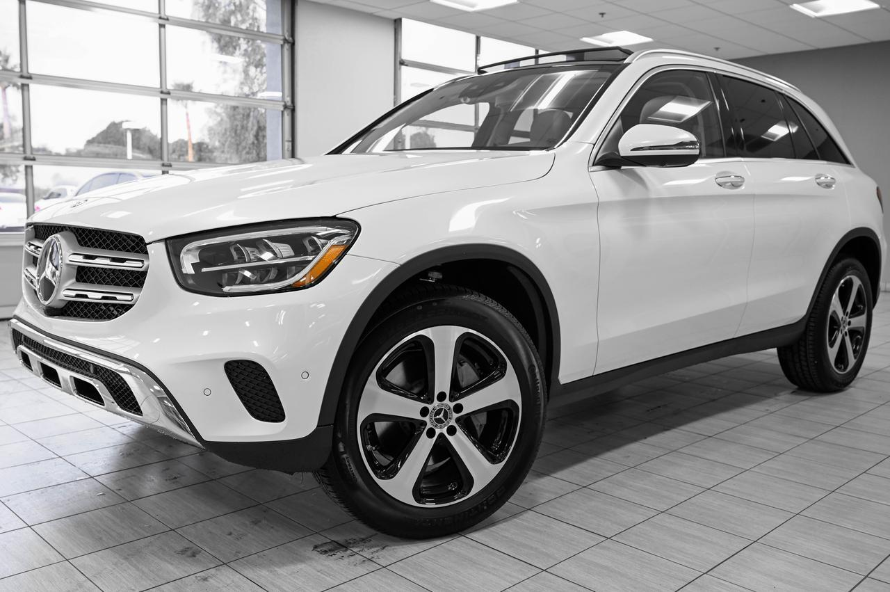 2020 Mercedes-Benz GLC 300 4MATIC® SUV Peoria AZ