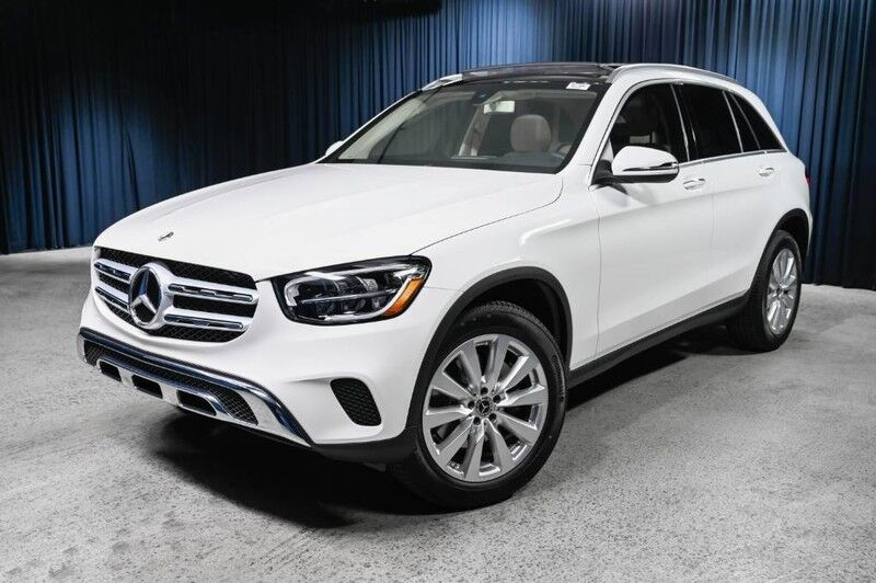 2020 Mercedes-Benz GLC 300 4MATIC® SUV Scottsdale AZ