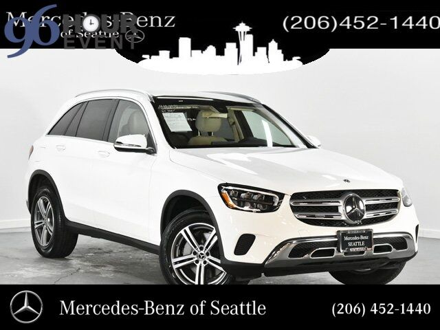 2020 Mercedes-Benz GLC 300 4MATIC® SUV Seattle WA
