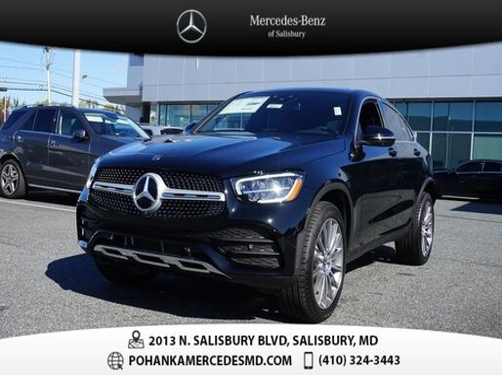 2020_Mercedes-Benz_GLC_300 Coupe 4MATIC_ Salisbury MD