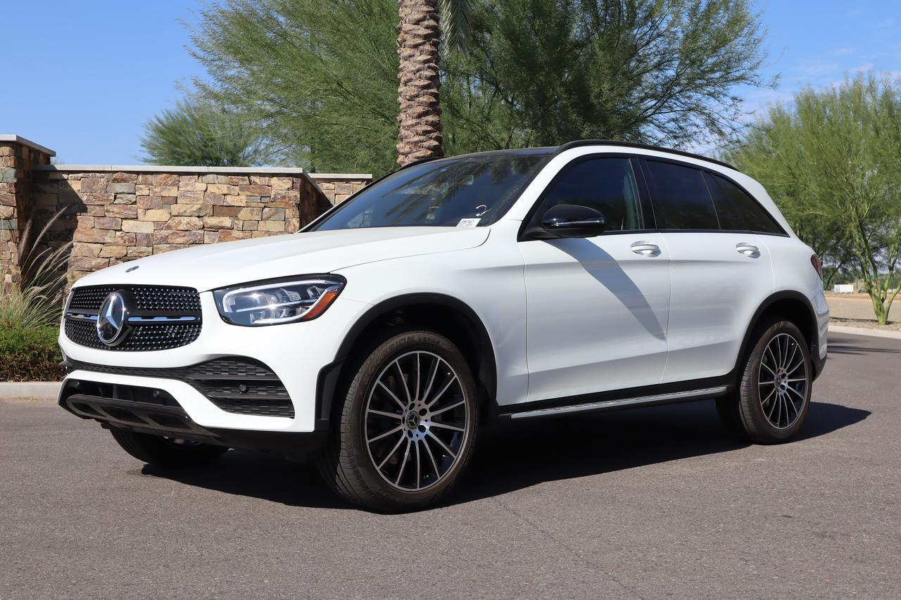 2020 Mercedes-Benz GLC 300 SUV Gilbert AZ