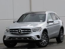 2020_Mercedes-Benz_GLC 350e 4MATIC® SUV__ Bellingham WA