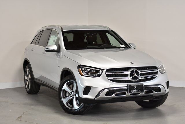 2020 Mercedes-Benz GLC 350e 4MATIC® SUV