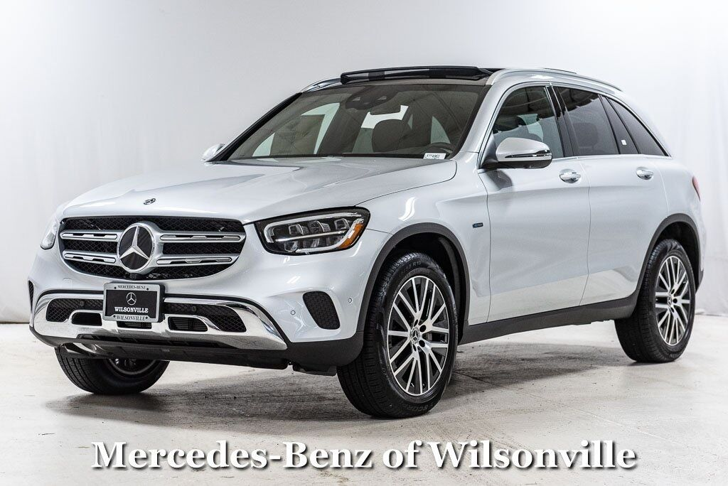 2020 Mercedes-Benz GLC 350e 4MATIC® SUV Wilsonville OR