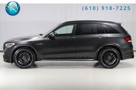 2020_Mercedes-Benz_GLC 4MATIC AWD_AMG GLC 63_ West Chester PA