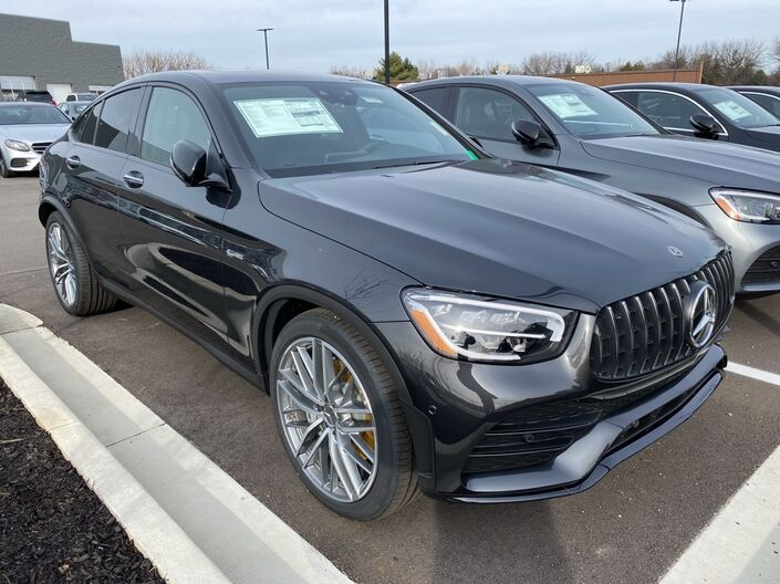 2020 Mercedes-Benz GLC AMG® 43 4MATIC® Coupe Indianapolis IN