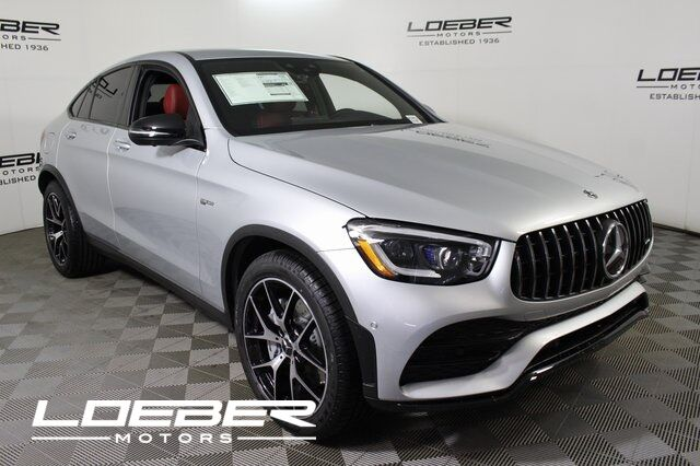 2020 Mercedes-Benz GLC AMG® 43 4MATIC® Coupe Lincolnwood IL