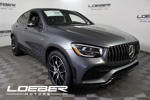 2020 Mercedes-Benz GLC AMG® 43 4MATIC® Coupe Chicago IL