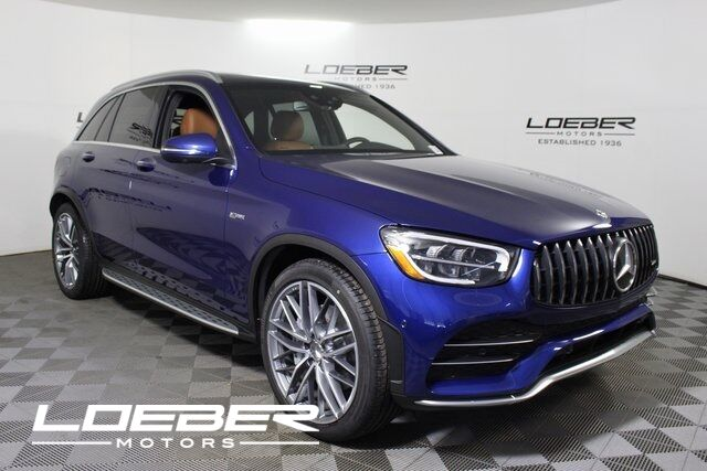 2020 Mercedes-Benz GLC AMG® 43 SUV Chicago IL