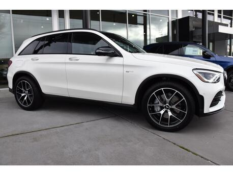 2020_Mercedes-Benz_GLC_AMG® 43 SUV_ Medford OR