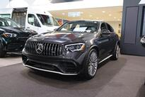 Mercedes-Benz GLC AMG® 63 S Coupe 2020