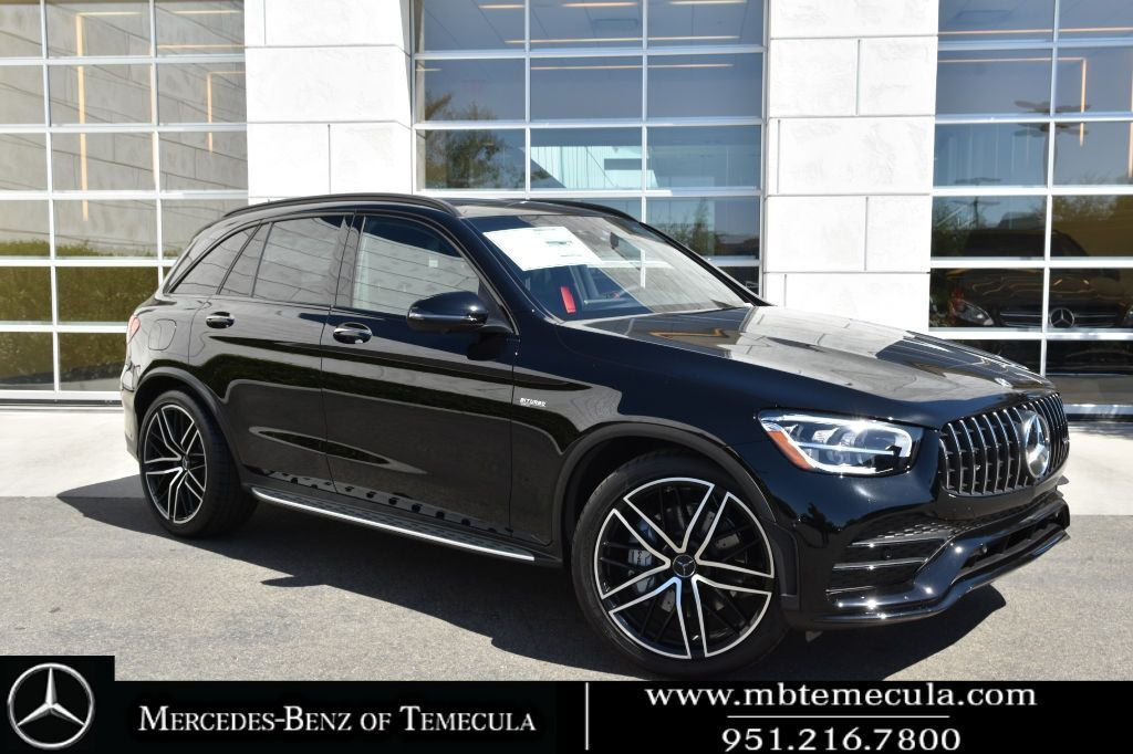 2020 Mercedes-Benz GLC AMG GLC 43 All Wheel Drive SUV