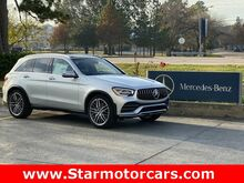 2020_Mercedes-Benz_GLC_AMG® 43 SUV_ Houston TX